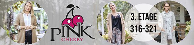 PINK CHERRY Banner